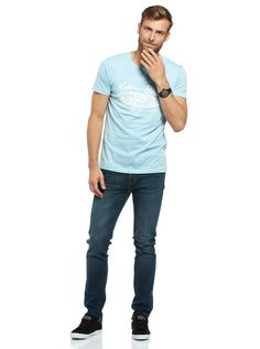 Image for Kahana Beach Print Tee from Just Jeans