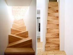 i don't necessarily want these stairs in my house but they are too awesome not to repin.