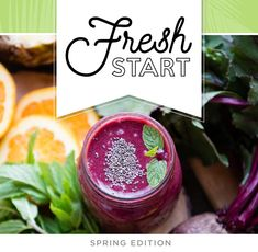 Fresh Start : A 21-Day Cleanse (Spring)