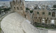 Athena's temple
