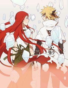 Minato and Kushina: