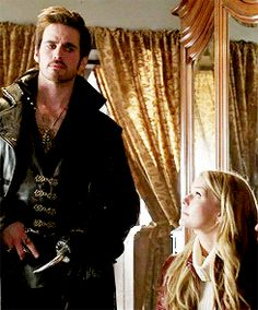 Once Upon a Time #Captain #Swan