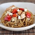 Permalink to: Balsamic Chicken Noodle Bowl