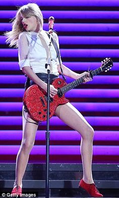 It's hard to find another person who is so much younger than me but who represents almost all of the things I want to be. Taylor, you are awesome!