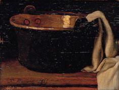 La bassine de cuivre jaune 1865
