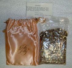 Kirks Folly Silver Gold Fairy Dust in Pouch