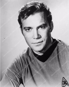 William Shatner Star Trek Portrait 1180-25