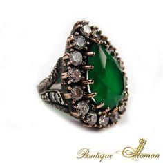 #jewellery Hurrem Sultan Big Size Ring خاتم حريم السلطان  #jewelry #ottoman