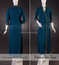 Daaman Winter Designs 2013 2014 For Girls