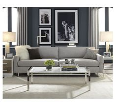 Hunter Sofa   Mitchell Gold + Bob Williams $1995 I Love The Design And  Lines Of