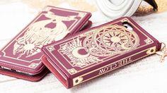 Sakura Card Captor   Proteja seu smartphone com essa capinha do Kero