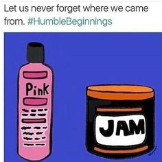 Remain humble Ladies...  I def love Lusters Pink. I went on and on about their line in my older videos years ago. My day one subscribers know what I'm talking about. But don't get it twisted. Lets Jam will still get cha right. Got a jar in my cabinet at this moment #BackUpStash #StartedFromTheBottom.