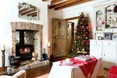 HOME & GARDEN: Noël dans le Yorkshire