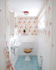 shabby chic modern interiors | Shabby Chic Bathroom Decor in 16 Admirable Ideas - Nove Home