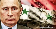 BREAKING: Putin Declares Syria Gas Attack a 'False Flag,' Says More Are Coming