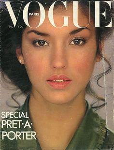 VOGUE FRANCE - FEB 1978 - JANICE DICKINSON*