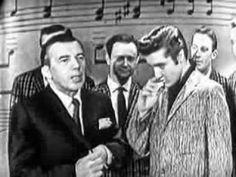 Vintage Performance of Elvis Presley Singing Gospel Peace in the Valley - YouTube