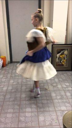 Cinderella Transformation dress