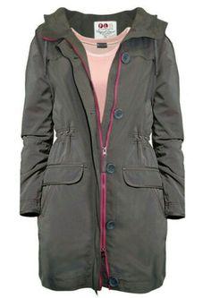 Pin von susiemller auf Jacken | Parka, Parka mantel, Mantel