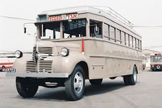 1946 Dodge FK6 bus operated by Egged in 1940s