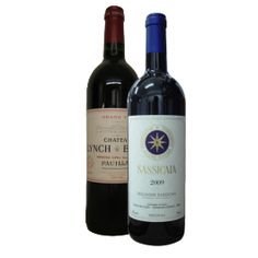 """The Best of France and Italy Wine Gift  only for $ 2,788.00  If you had to choose two countries which best represent the wine making excellence of the """"Old World"""", France and Italy are almost certainly on the top of your list. We have carefully chosen two of the best wines from France and Italy for this unique case."""