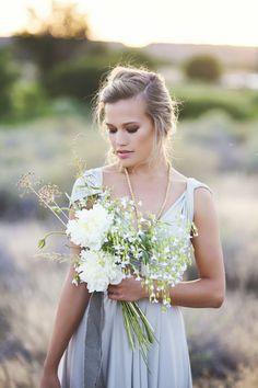 Unique Wabi Sabi Wedding Inspiration | Desert Wedding