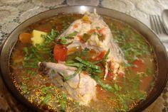 Retete Culinare - Bors de peste Supe, Chicken, Cooking, Food, Kitchen, Essen, Meals, Yemek, Brewing