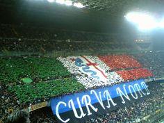Curva Nord Inter-Porto 2005