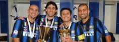 Cambiasso, Milito, Zanetti, Samuel - Triplete story