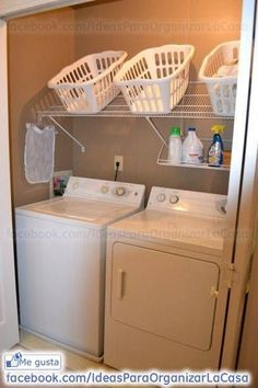 Centro de lavado organizado