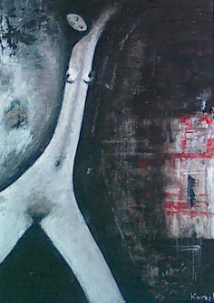 Title: Muse Technique: Acrylic on canvas Size: cm Year: 2012 Painting Gallery, Canvas Size, Muse, Color, Art, Art Background, Colour, Kunst, Performing Arts