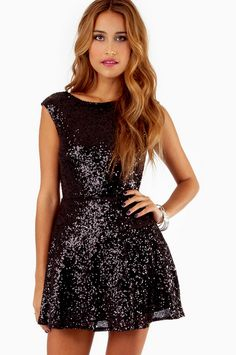 Meer dan 1000 ideeën over Black Sparkly Dress op Pinterest ...