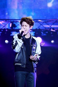 Yoseob, Music Love, My World, Beast, Highlights, Kpop, Concert, Luminizer, Concerts