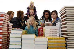 'Steeds minder grove taal in kinderboeken'