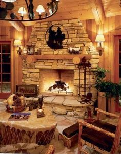 "country home decorating ideas | TLC Home ""Country Decorating Idea: The Golden West"""