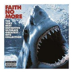 "L'album dei #FaithNoMore intitolato ""The Very Best Definitive Ultimate Greatest Hits Collection""."
