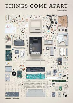 Un libro enseña cómo es la tecnología cuando se desmonta (FOTOS)