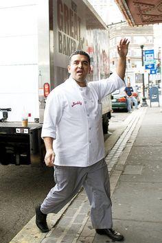 Buddy Valastro Buddy Valastro, Cake Boss, Chef Jackets