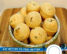 Gluten-Free Jalapeno Popovers - An IBS-Friendly Recipe
