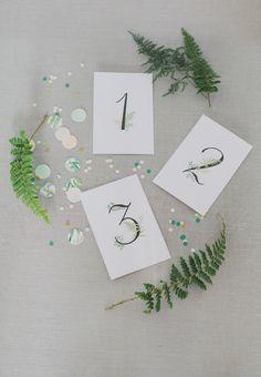 A Glamourous Botanical styled Shoot | Bespoke-Bride: Wedding Blog