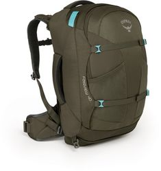 Osprey Fairview 40 Womens Rucksack - Misty Grey All Sizes Small/medium for sale online Best Carry On Backpack, Carry On Luggage, North Face Backpack, Travel Backpack, Backpack Bags, Osprey Packs, Laptop Rucksack, Backpacks, Bags