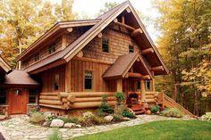 Überzeugendes Blockhaus Im Wald Für Ihren Urlaub. Lesen Sie Mehr Auf  Https://