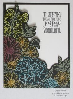 Stampin' Up!'s Blendabilities~ A Fun Rubber Stamp Technique ...
