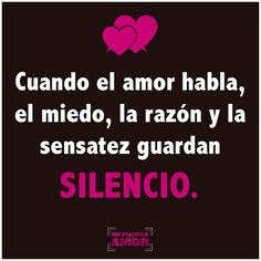 Silencio Book Quotes, Me Quotes, Ways To Communicate, Think Of Me, Spanish Quotes, Don't Give Up, Picture Quotes, Destiny, Just Me