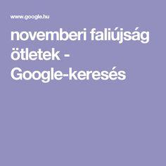 novemberi faliújság ötletek - Google-keresés