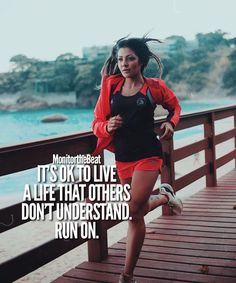 Being motivated is crucial to maintaining an exercise routine. When you're choosing to exercise, use the tips below to make sure that your exercise choices and I Love To Run, Just Run, Running Inspiration, Fitness Inspiration, Running Motivation, Fitness Motivation, Physical Fitness Program, Modelos Fitness, Daily Exercise Routines