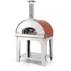 Forno Tuscano Mangiafuoco Oven - Red