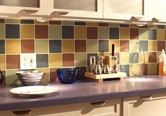 Colorful Kitchen Backsplash Tile Gallery Choosing the Perfect Kitchen Backsplash Tiles to Lift Your Kitchen and Your Mood As You Prepare Your Meals Colourful Kitchen Tiles, Kitchen Breakfast Nooks, Kitchen Backsplash, Backsplash Ideas, Tile Ideas, Mosaic Backsplash, Tile Design, Kitchen Design, Kitchen Ideas