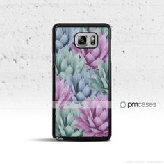 Succulents Case Cover for Samsung Galaxy S3 S4 S5 S6 S7 Edge Plus Active Mini Note 3 4 5 7