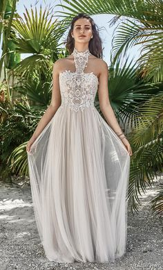 Lillian West Spring 2019 Wedding Dresses c903a18be138